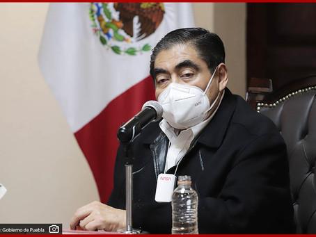 Actividades económicas en Puebla no volverán a cerrar, afirma MBH