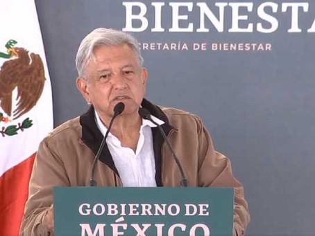 Corrupción, el cáncer que morirá con la Cuarta Transformación: Obrador