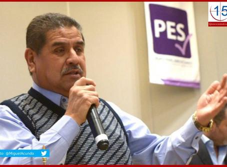 Fallece el diputado poblano Miguel Acundo por Covid-19