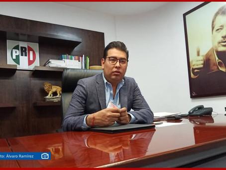 PRI encabeza 6 distritos en alianza federal y no será total en curules locales: Camarillo