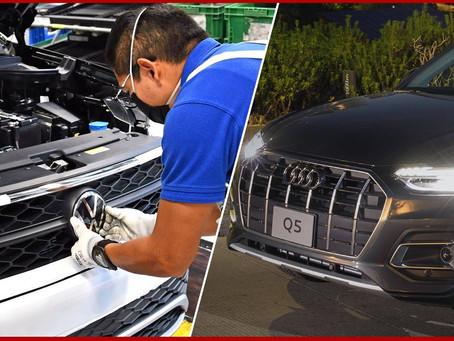 Volkswagen y Audi reanudan su producción en plantas de Puebla