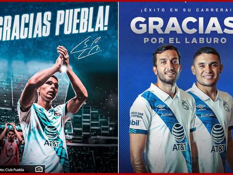 Desmantelado el Club Puebla: Se van también Reyes, Perg y Paganoni