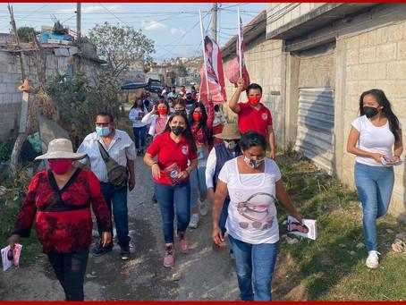 Candidatas de RSP rescatarán del abandono a Puebla capital: Fernández Solana