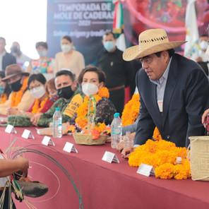 Mole de Caderas pone la mesa hacia una nueva ruta política en Puebla