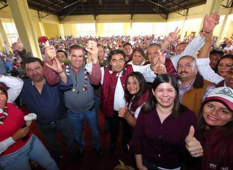 En Morena tenemos que actuar con grandeza y no con arrogancia: Barbosa