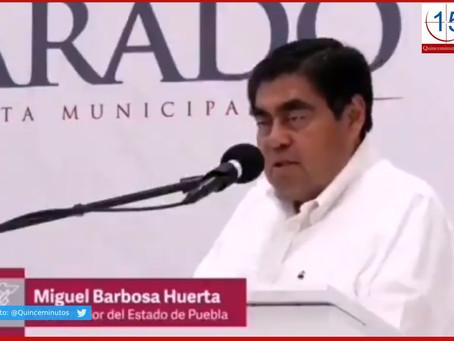 """""""Yo gané, me la robaron, pero los castigó Dios"""": Barbosa Huerta"""