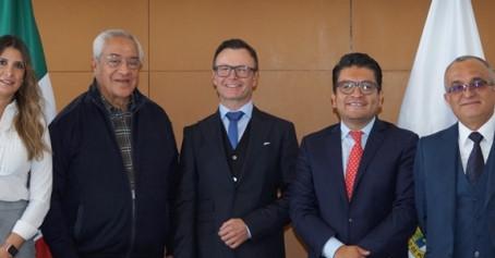Gobierno de Puebla y Audi impulsarán desarrollo sustentable