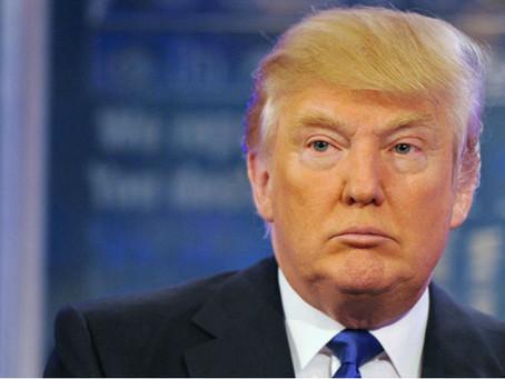 Trump busca construir el muro con recursos para desastres naturales