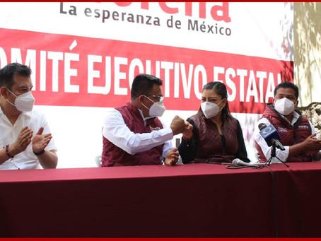 Es oficial, Claudia Rivera será la candidata de Morena en Puebla