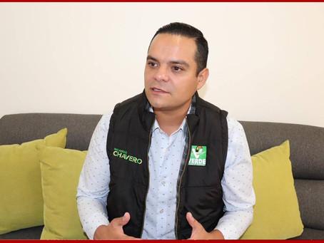 Chavero: PVEM logró permiso laboral a padres para juntas escolares