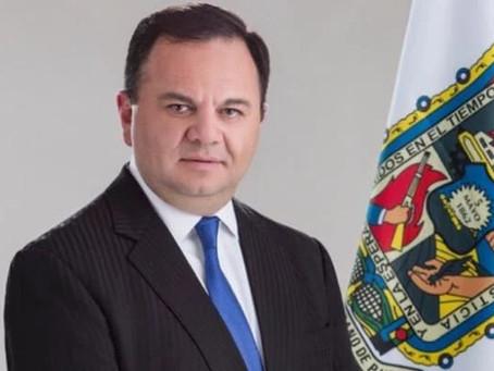 Asume Jesús Rodríguez Almeida titularidad del gobierno del estado
