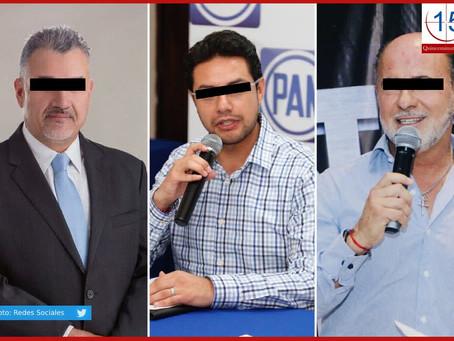 "Destapan títulos ""patito"" de operadores morenovallistas"