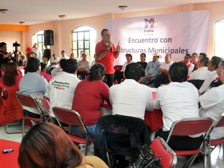 Existe unidad del PRI para el 2018: Estefan Chidiac