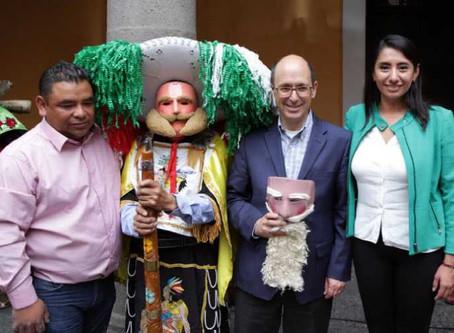 Más de 20 mil danzantes participarán en Carnaval de Huejotzingo