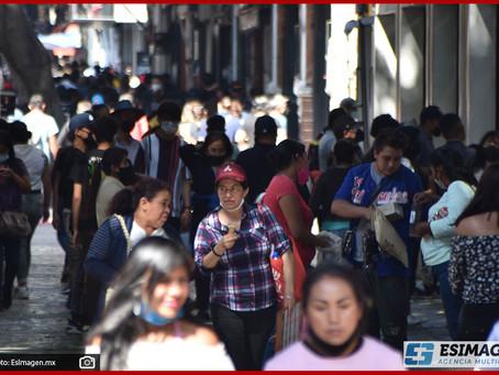 Reapertura 100% en todos los sectores de la economía autorizan en Puebla