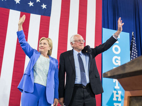 Mantiene Clinton ventaja de 5 puntos ante Trump