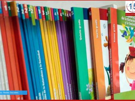 Envía SEP 163 mil libros de texto a migrantes mexicanos en EUA