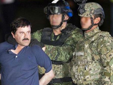 Hallan culpable al Chapo y le dan cadena perpetua