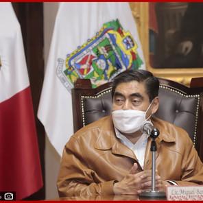 Puebla está en paz en materia de gobernabilidad: MBH