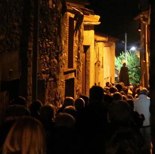 La procession de la Sanch en vidéo