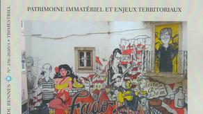 S&A publie dans la revue NOROIS sur le patrimoine immatériel et les enjeux territoriaux
