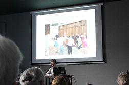 Conférence éthnologie Rodez Bénédicte Rigou-Chemin