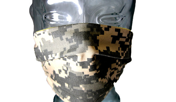 EMJ Mask - Camo