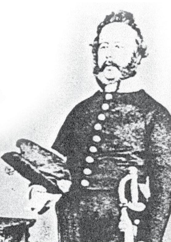 British Consul James Finn