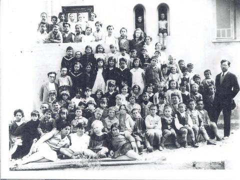בית הכנסת-הספר בבנימינה