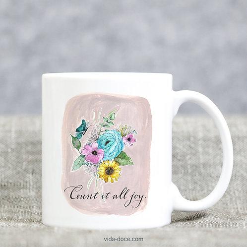 Count it All Joy Mug