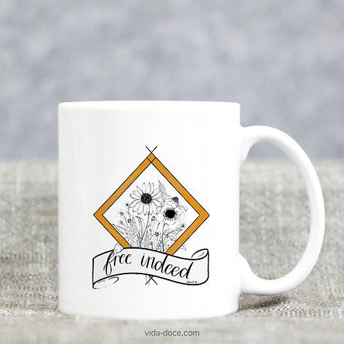 Free Indeed Mug -- V.1