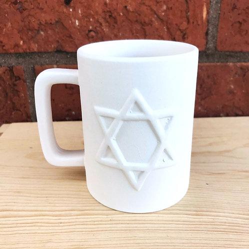 Star of David Mug