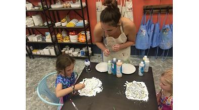 After school pottery program