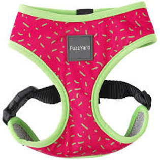 Fuzzyard Dog Harness - Juicy