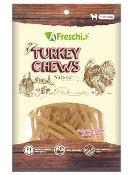AFreschi Turkey Breast Stripe with Calcium (115g)