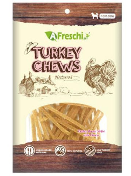 AFreschi Turkey Breast Stripe with Cheese (115g)
