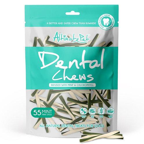 Altimate Pet Dental Chews Mint (Mini Sticks)
