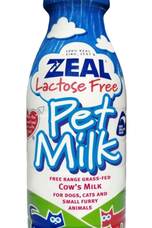 Zeal Lactose Free Cow's Milk For Pets (380ml)