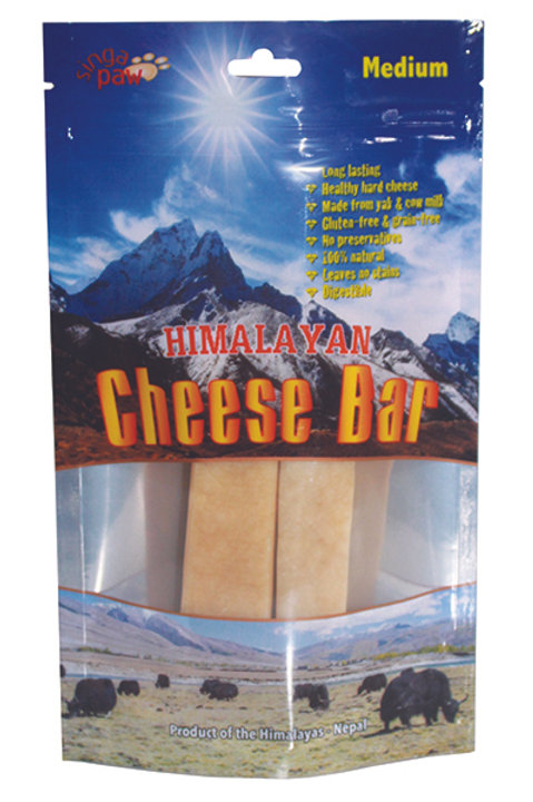 Sing-a-paw Himalayan Cheese Bar (Medium)