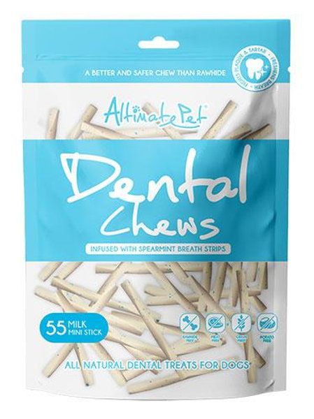 Altimate Pet Dental Chew Milk (Mini Sticks)