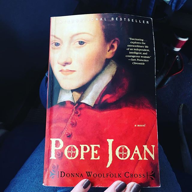 Pope Joan Book