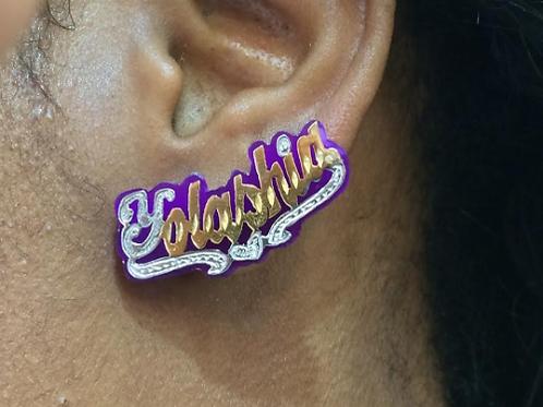3D Yolashia Purple