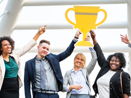 6 reasons why entering awards is good for business.