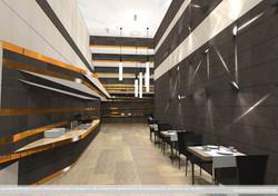 Ресторан на 148 мест / холл