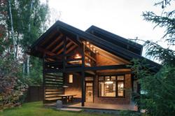 Гостевой дом на загородном участке