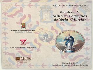Ciclo de conferencias Bandera de Milicias Concejiles de Yecla