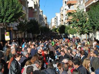 El domingo 12 de noviembre se celebraron las IV Gachasmigas Populares