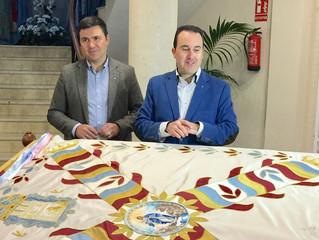 Se presenta la nueva Bandera de la Soldadesca de Yecla