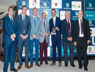 La Asociación de Mayordomos recibe el premio RURALMUR 2018.