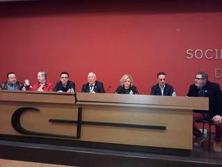 """El domingo 15 de abril se celebró en Ontiyent una nueva reunión de los """"Pueblos de la Pólvora&q"""